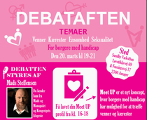 Invitation til debataften